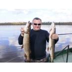 Летняя рыбалка на Северной Сосьве