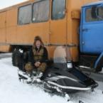 Зимняя рыбалка на Северной Сосьве